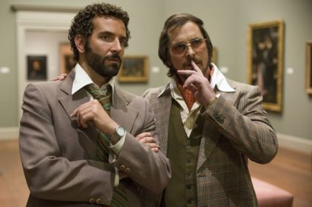 Scene from movie 'American Hustle'
