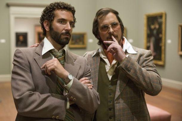 Scene from movie 'American Hustle'
