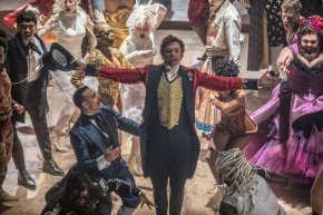 """Greatest Showman"" picks a difficult path"